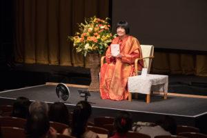 2/5(Mon)Yogmata's lecture commemorating her new publication『Small habits to make dreams come true』