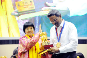 World Peace Campaign Awards 2019 was held on August 4